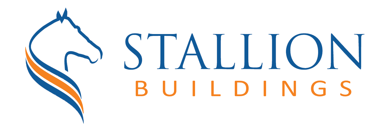Stallion Buildings Retina Logo